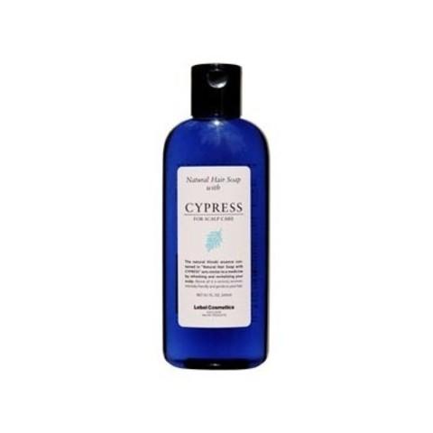 Lebel Natural Hair Soap Treatment: Шампунь для волос с японским кипарисом (Shampoo Cypress)