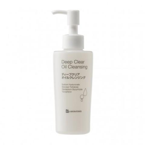 Bb Laboratories Очищение: Масло очищающее для лица (Deep Clear Oil Cleansing), 150мл