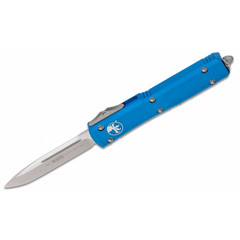 Фронтальный нож Microtech 121-4BL Ultratech S/E Выкидной