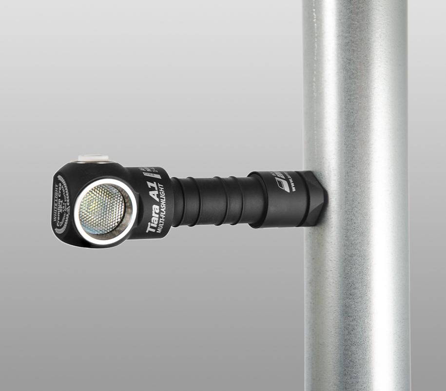 Мультифонарь Armytek Tiara A1 Pro (тёплый свет) - фото 6