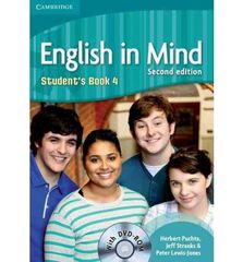 English in Mind (Second Edition) 4 Student's Bo...