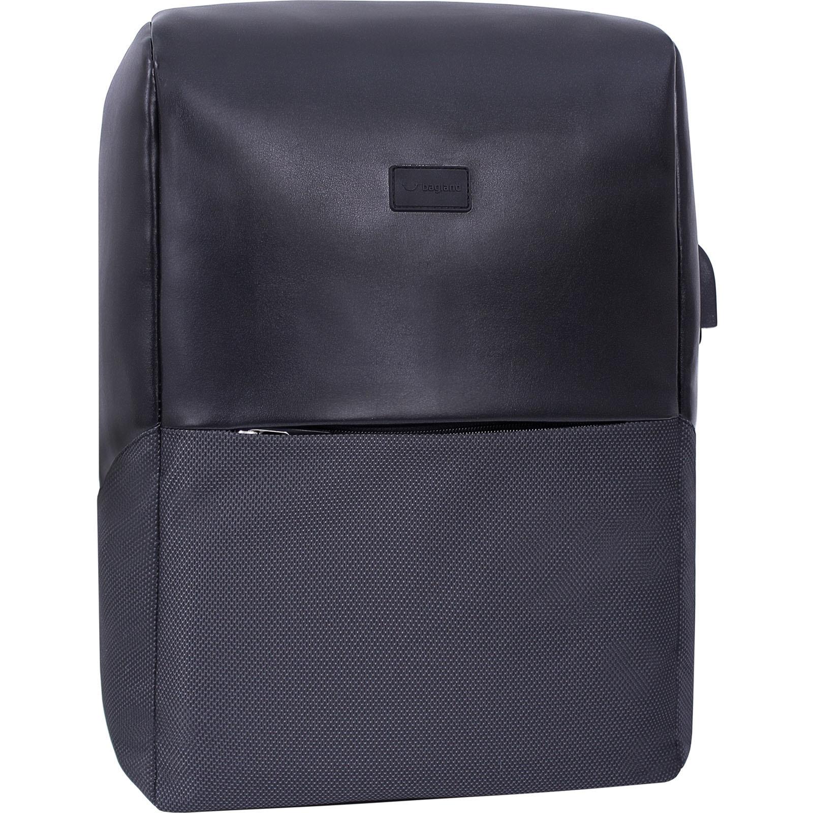 Городские рюкзаки Рюкзак Bagland Brooklyn 18 л. черный (00194169) IMG_9527.JPG