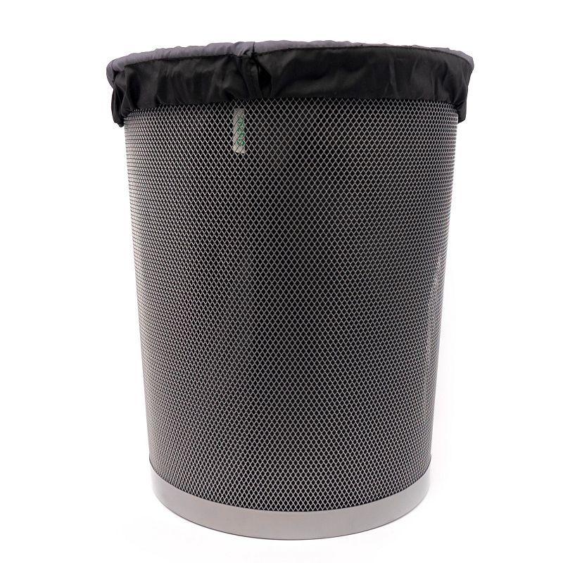 Мешок для мусора многоразовый черный, 25 л