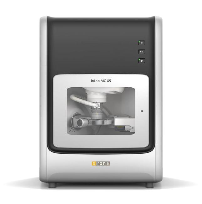 Шлифовально-фрезерный аппарат inLab MC X5 Dentsply Sirona 6468560