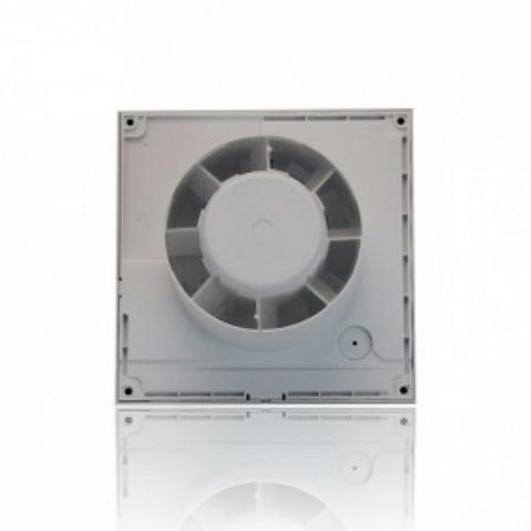Накладной вентилятор Soler & Palau SILENT-300 CRZ SILVER (таймер)