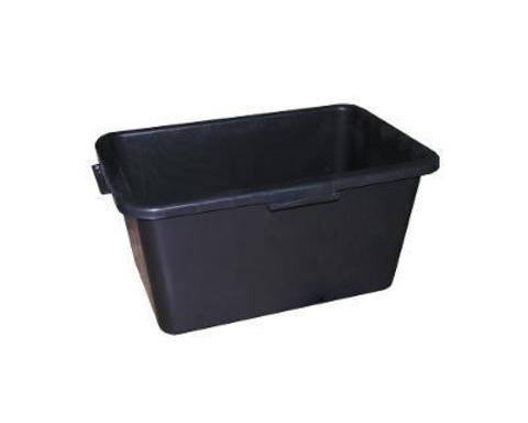 Пластиковый прямоугольный таз для растворов 65 л Энкор