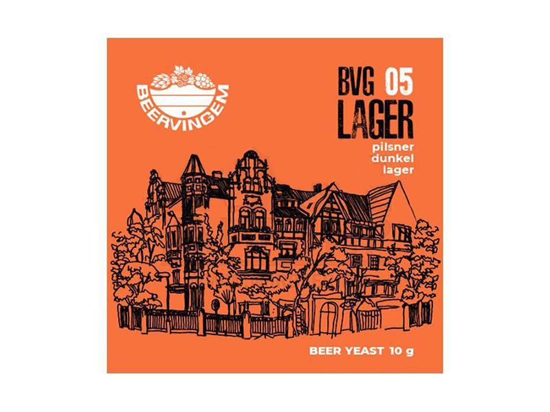 Дрожжи пивные Дрожжи Beervingem Lager BVG-05 10г Beervingem_Lager_BVG-05.jpg