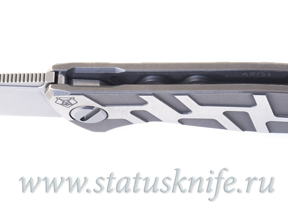 Нож Широгоров F95 R1 EXCLUSIVE T-MODE SATIN MRBS - фотография