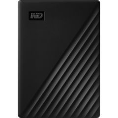 Внешний HDD Western Digital 4TB My Passport (Черный) 2019 WD