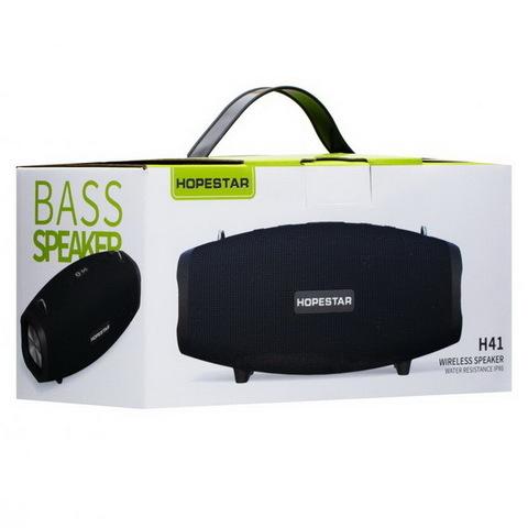Колонка Bluetooth Hopestar H41 Strong Power (цвет ассорти)
