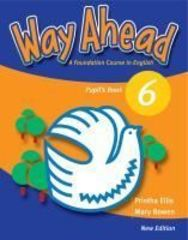 Way Ahead New Edition Level 6 Pupils Book & CD ROM Pack