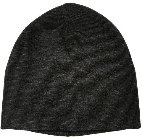 Зимняя короткая мужская шапка