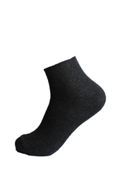 C04 носки мужские, темно-серые (10 шт)