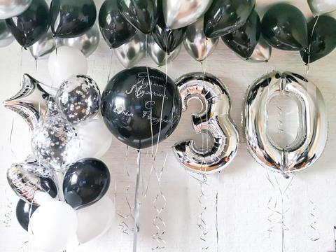 Купить воздушные шары на День Рождения Москва