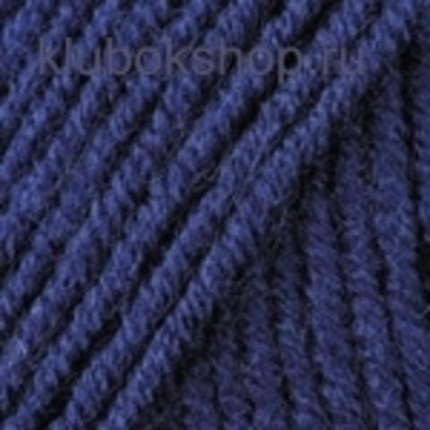 YarnArt Merino De Luxe (50) 583 Темно-синий
