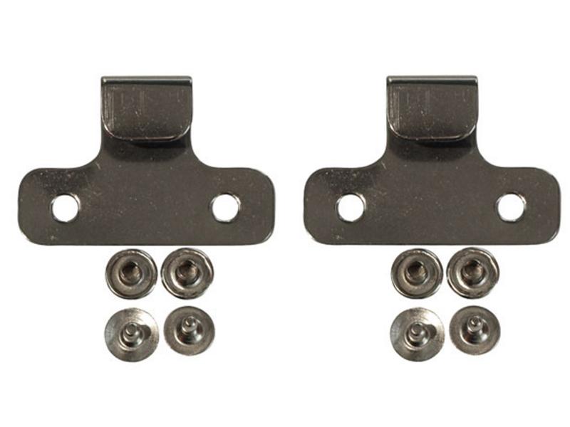 Задние крючки с заклепками Endhook Set STANDARD  (2 шт)