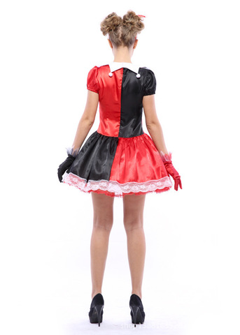 Харли Квинн платье для взрослых