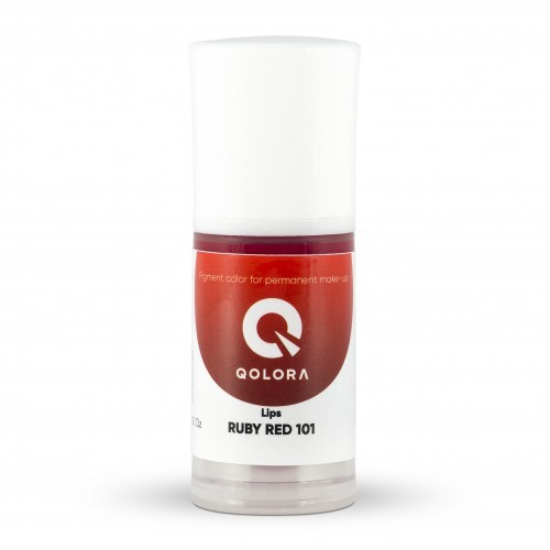 Пигмент Qolora Ruby Red 101
