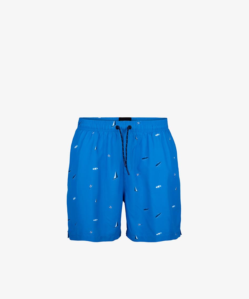 Укороченные шорты пляжные мужские KMB-192