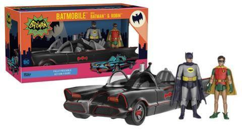 Фигурка Funko Action Figure: DC Heroes: 1966 Batmobile 12752