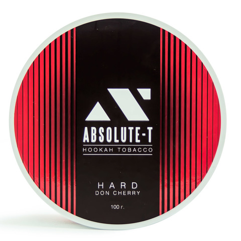 Табак Absolute-T Hard Don Cherry (Вишня) 100 г