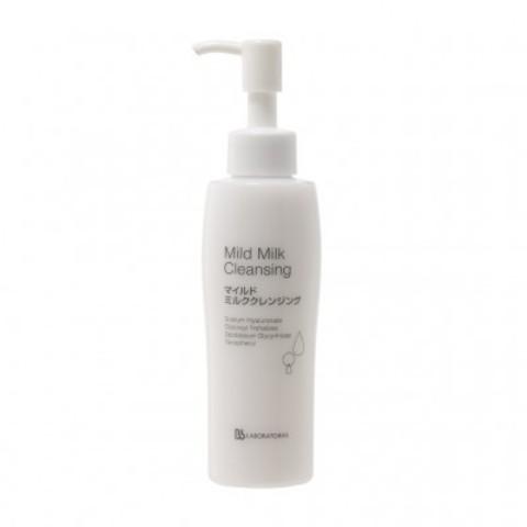 Bb Laboratories Глубокое очищение: Молочко для деликатного очищения лица (Mild Milk Cleansing), 150мл