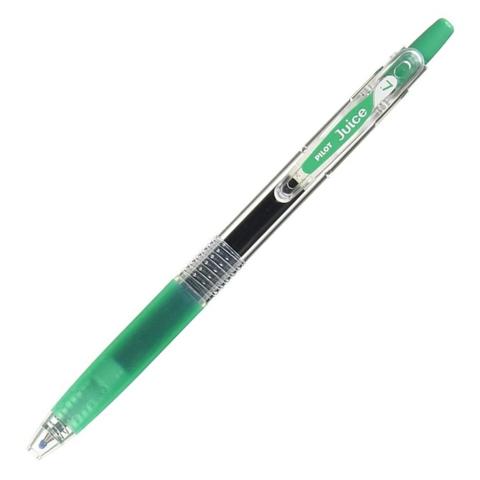 Ручка гелевая Pilot Juice 0.7 зелёная