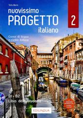Nuovissimo Progetto italiano 2 – Libro dello st...