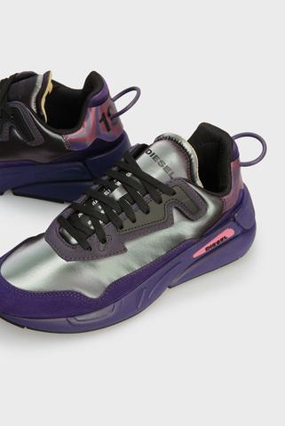 Женские фиолетовые кроссовки S-SERENDIPITY LC W Diesel