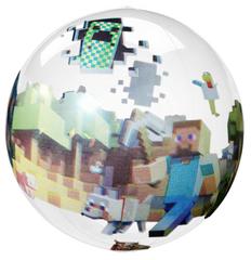Баблс (Bubble) Minecraft