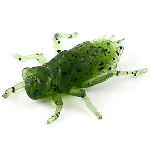 Силиконовая приманка FishUP Dragonfly цвет № 042 - Watermelon Seed