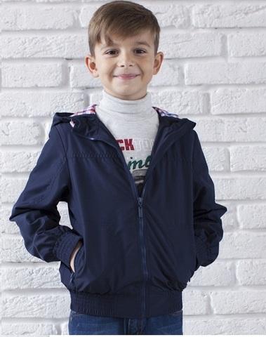 КТ128 Куртка для мальчика