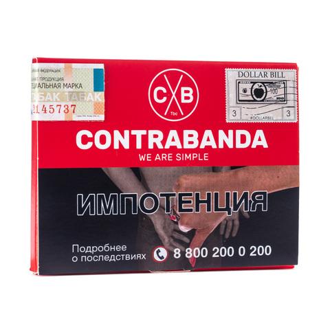 Табак CONTRABANDA Яблоко с Корицей 40 г