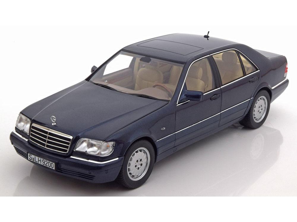 Коллекционная модель Mercedes-Benz S500 W140 1994-1998