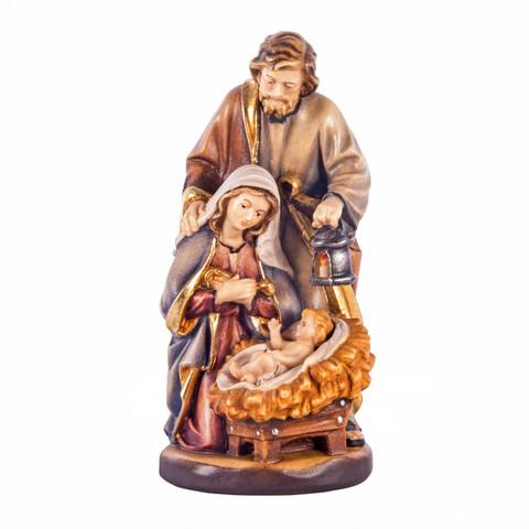 Святое семейство у колыбели