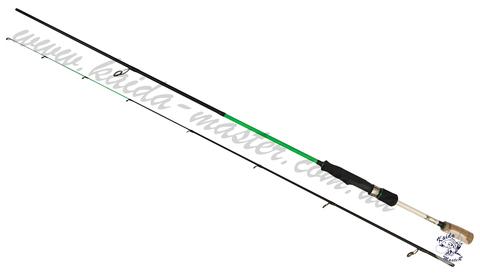 Спиннинг Kaida Lamberta Micro Jig 2,05 метра, тест 1-8г