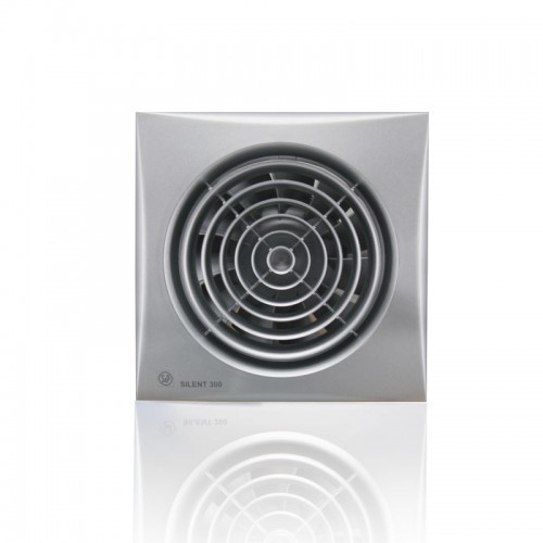 Silent series Накладной вентилятор Soler & Palau SILENT-300 CHZ SILVER (датчик влажности) 6743dfc217108b8cd40726304503db4c.jpeg