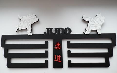 Медальница judo