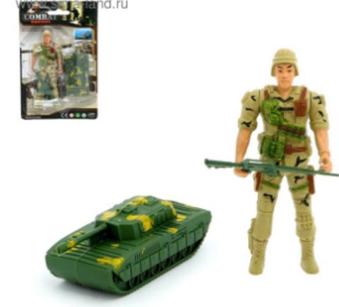068-8206 Набор военный «Боевая миссия»