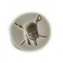 0767 Молд силиконовый. Пиратский.