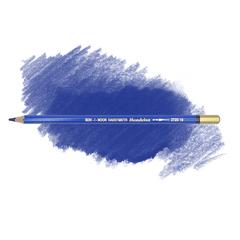 Карандаш художественный акварельный MONDELUZ, цвет 19 синий сапфировый