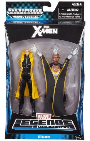 Marvel Legends X-Men Previews Exclusive - Storm