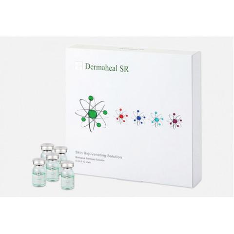 Мезококтейль Dermaheal SR (ревитализация, акне, морщины) 1 упаковка 10 ампул по 5 мл.