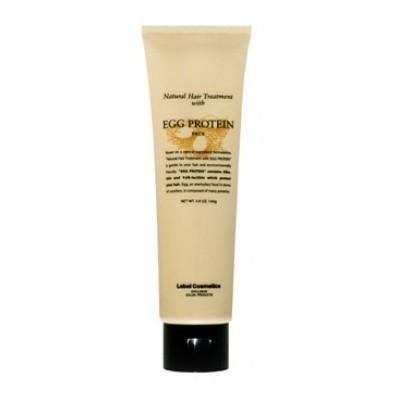 Lebel Natural Hair Soap Treatment: Маска для волос на основе яичного протеина SPF15 (Mask Egg Protein), 140мл/260мл