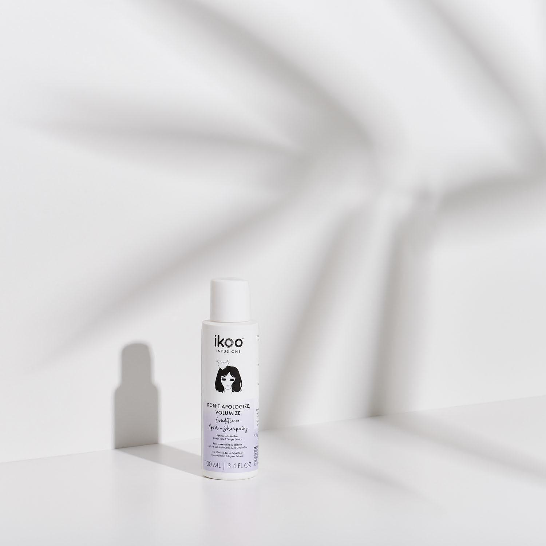 Шампунь для объема волос ikoo infusions Don't Apologize, Volumize Shampoo «НЕ СТЕСНЯЙСЯ, РАСКРЫВАЙСЯ!», 100 мл.