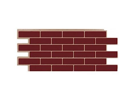 Фасадная панель Модерн - Коричневый