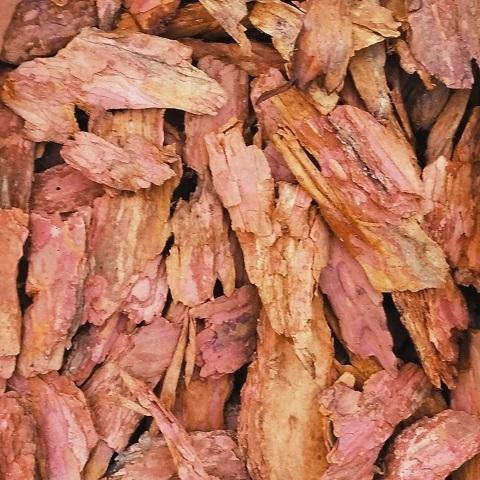 Кора лиственницы фракция 2-6 см