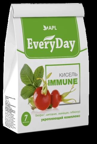 Кисель EveryDay Immune укрепляющим комплексом, Биофеном и Кордицепсом