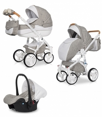 Детская коляска Riko Brano Luxe 3 в 1 цвет 02
