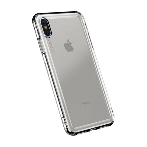 Чехол iPhone XS Max Safety Airbags Case /black/